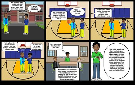 Basketball Mistake Pt. 2