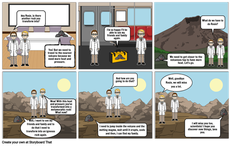 rock cycle part 2
