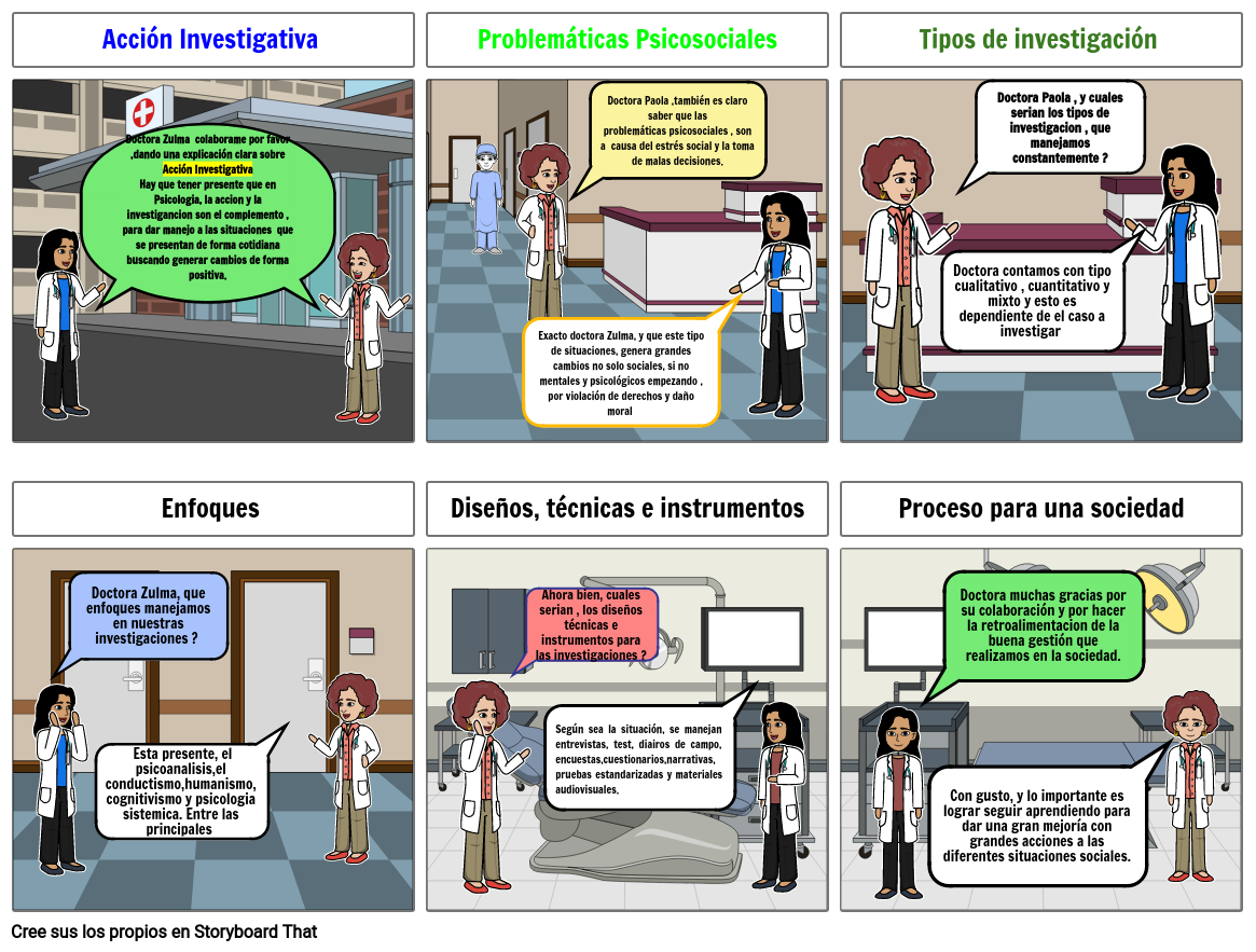 accion investigativa