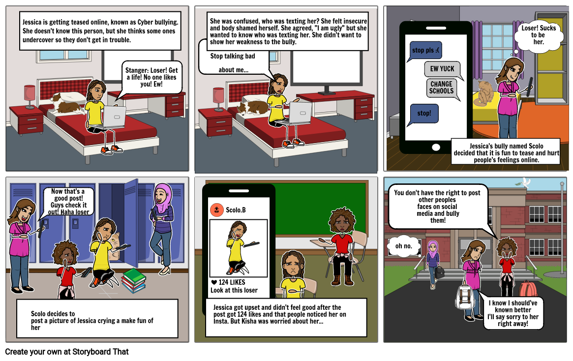 Cyber Bullying- Health and PE