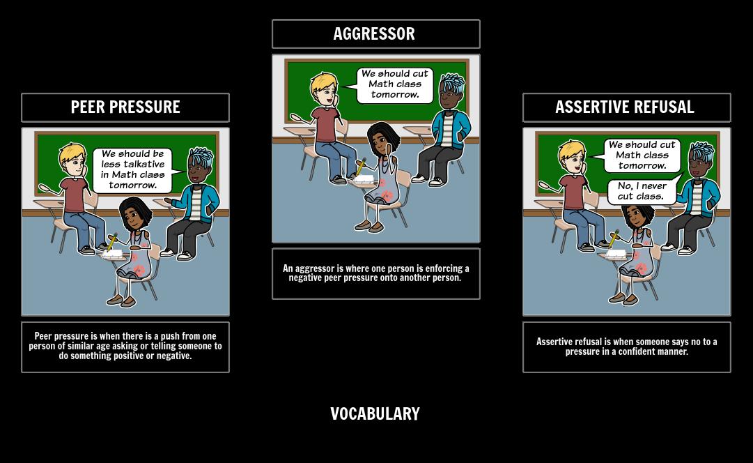 Vocab Refusal