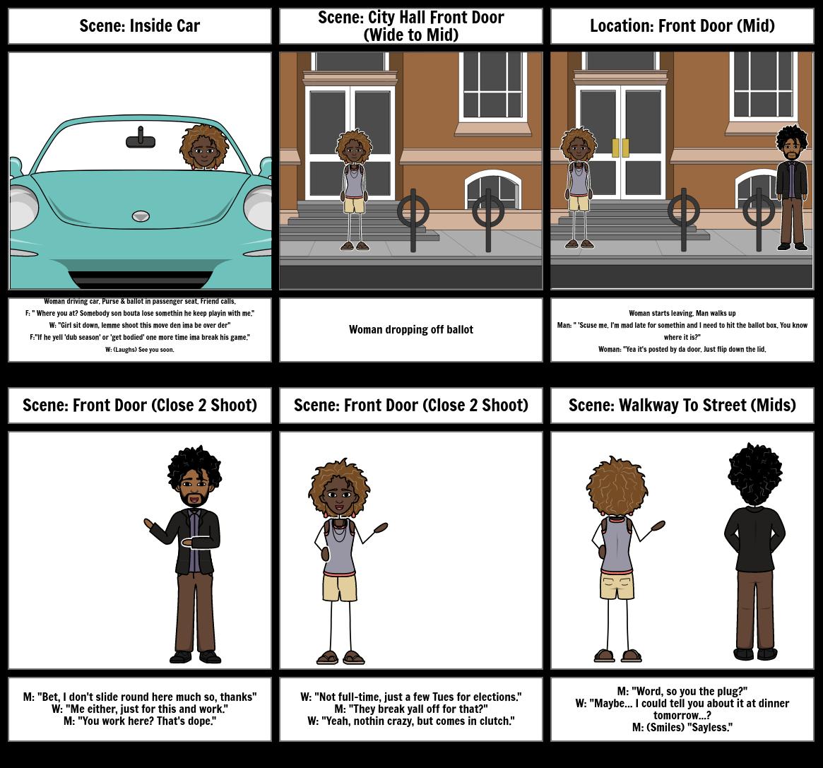 Storyboard #2 -PJ