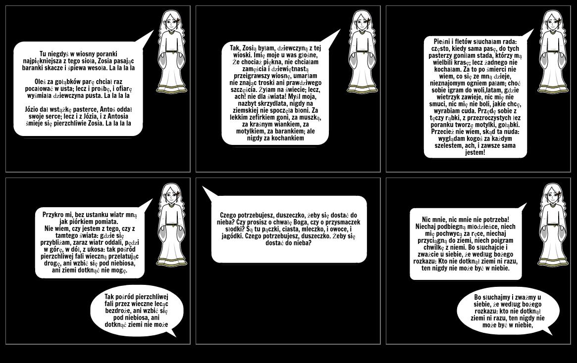 Dziady cz. II - Komiks 7