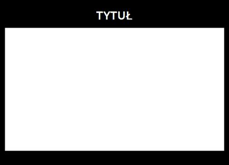 16x9 Tytuł