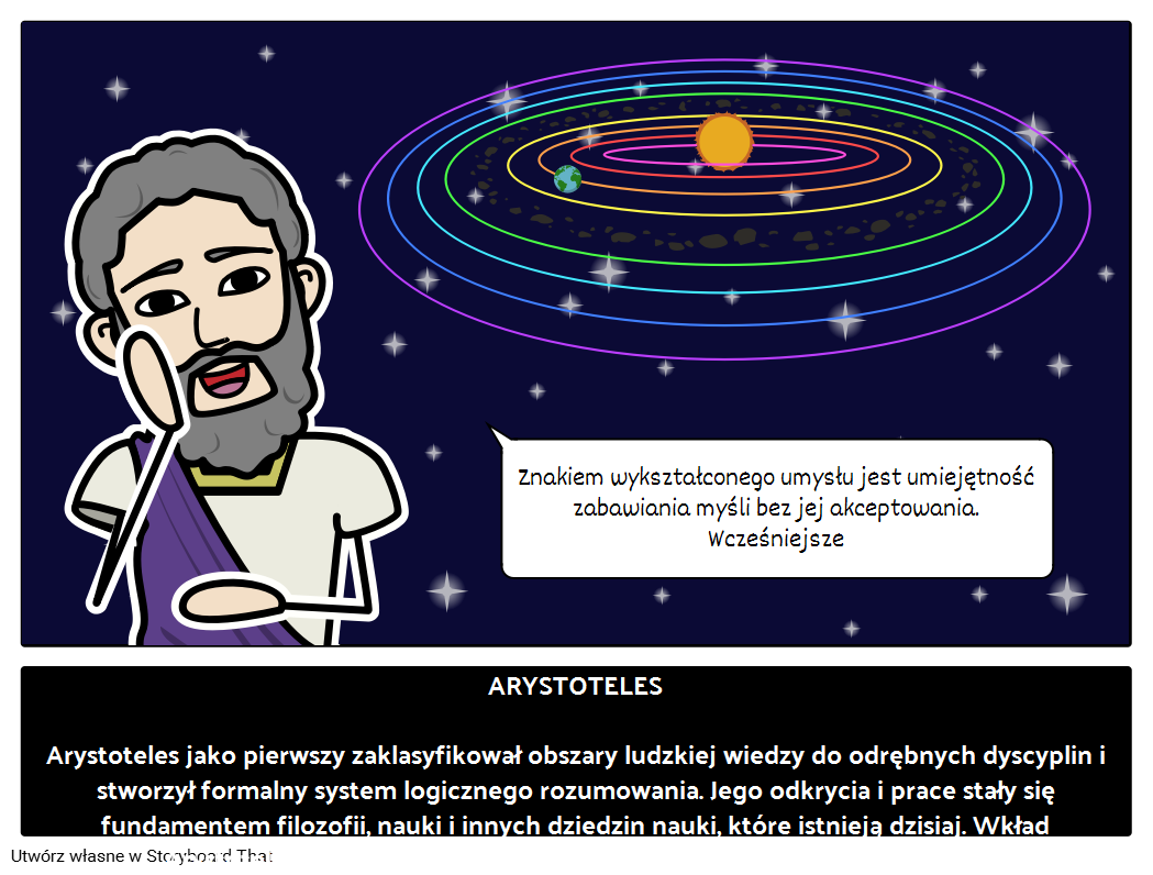 Arystoteles Biografia