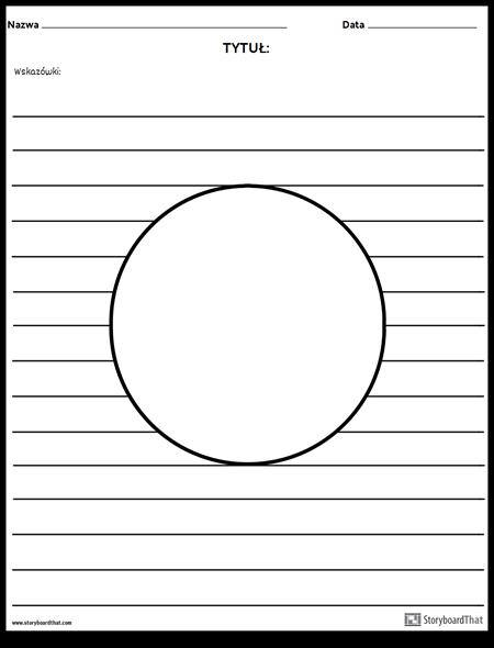 Ilustracja Koło
