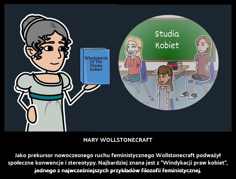 Mary Wollstonecraft Biografia
