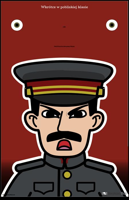 Plakat ELA z 1984 r