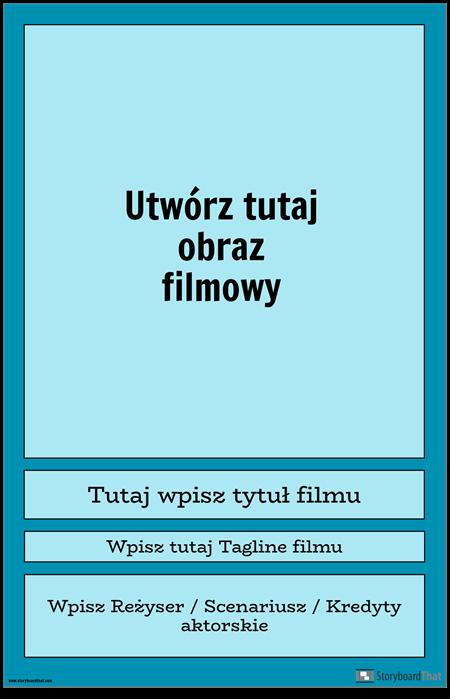 Plakat Filmowy 1
