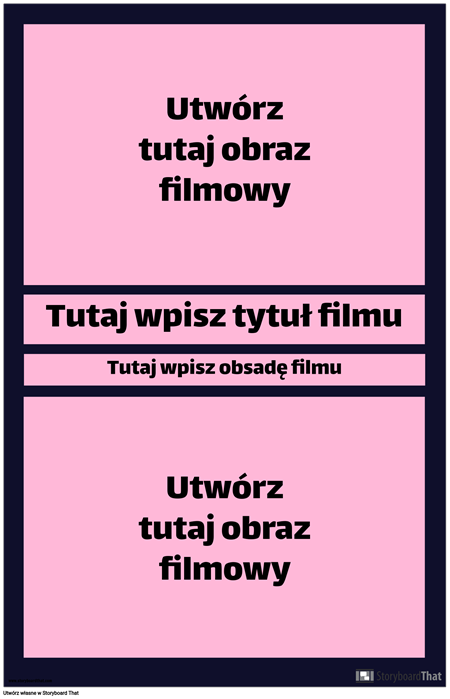 Plakat Filmowy 2
