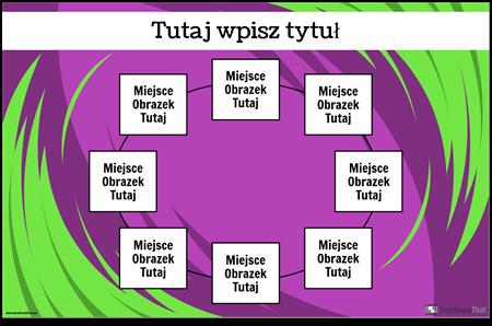 Plakat Wykresu Cyklu