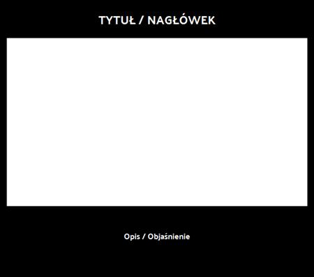 Pusty 16x9 - Tytuł