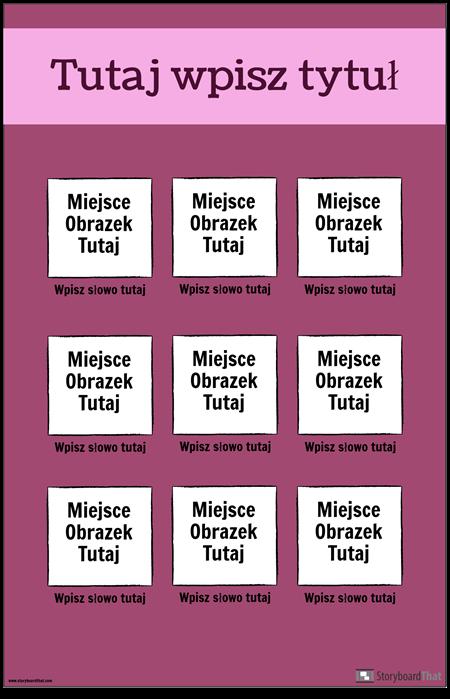 Słownictwo Wizualne