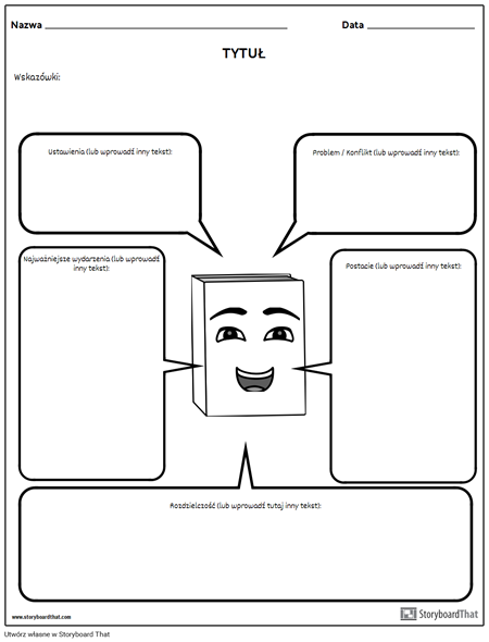 Story Map - Book