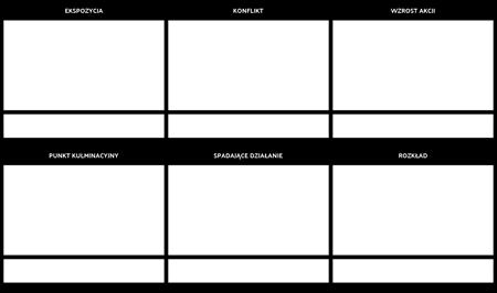 Szablon Diagramu Planisty Wykresu Projektu