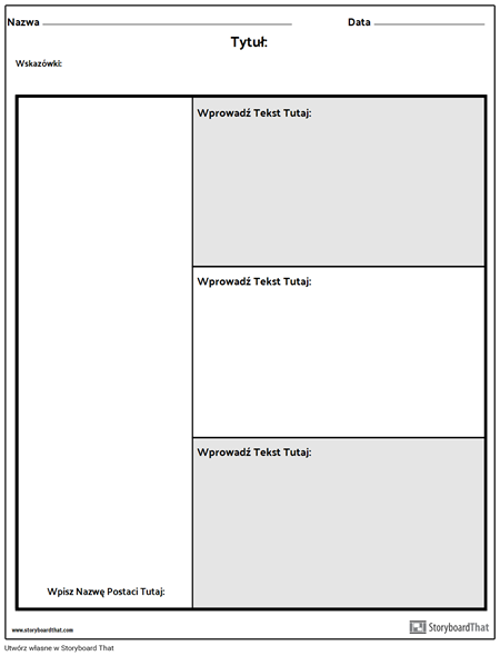 Wykres Postaci - 3 Pytania