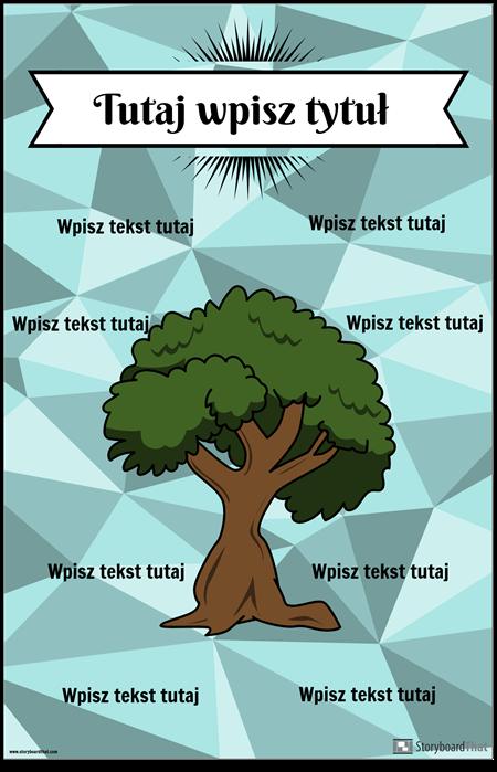 Wykres Zakotwiczenia Drzewa