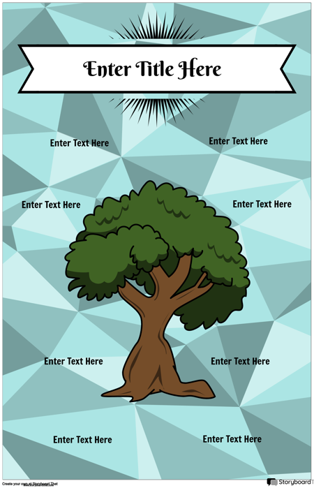 Tree Anchor Chart