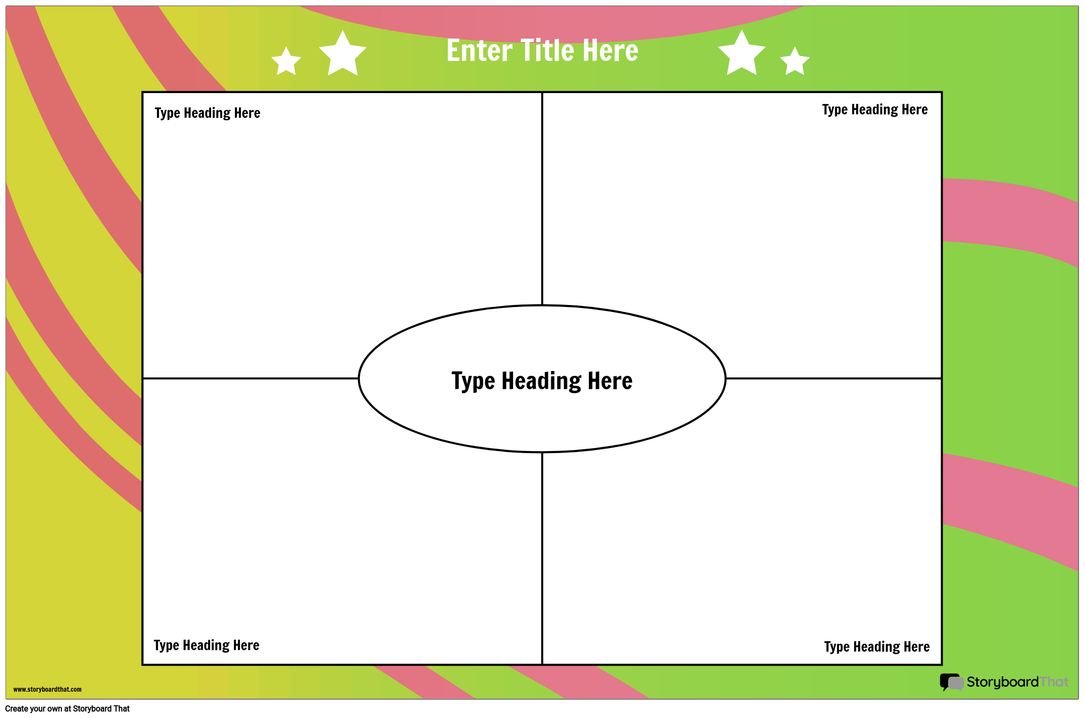 Frayer Model Poster Storyboard By Poster