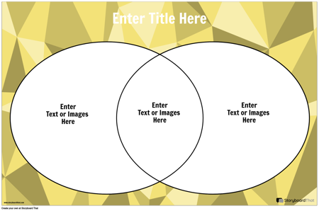 Venn Diagram 2 Circles