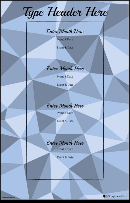 Multiple Event Template