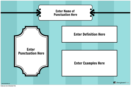 Punctuation Poster 1