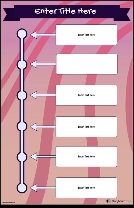 Vertical Timeline 2