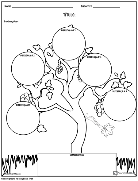 Comparar Árvore de Contraste