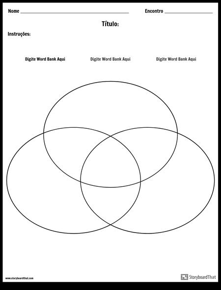 Modelo de diagrama de venn diagrama de venn diagrama de venn 3 ccuart Choice Image