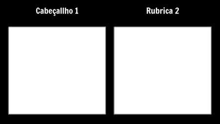 Gráficos T - em Branco