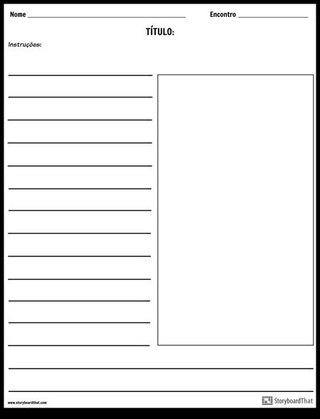 Grande Retângulo Ilustração