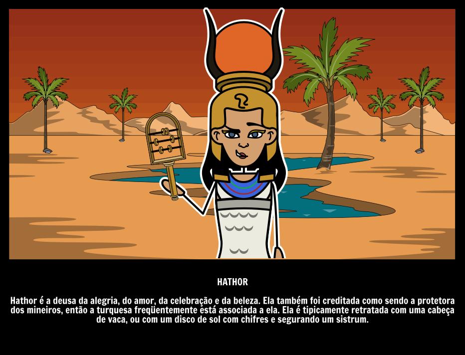 deusa egípcia hathor deusa da comemoração de hathor