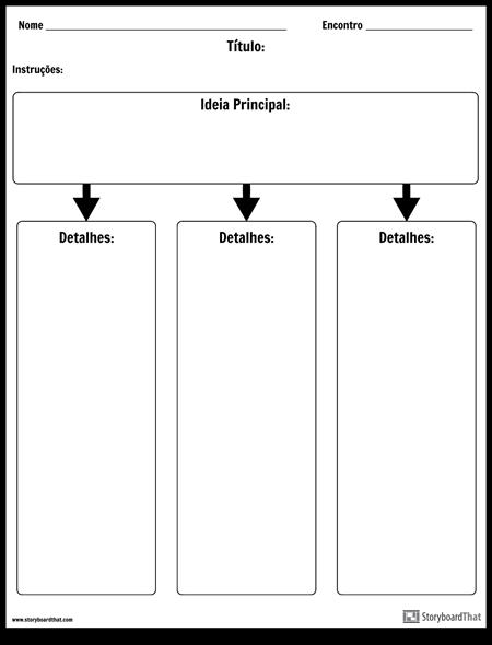 Ideia Principal - Colunas