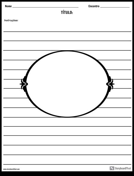 Ilustração do Quadro