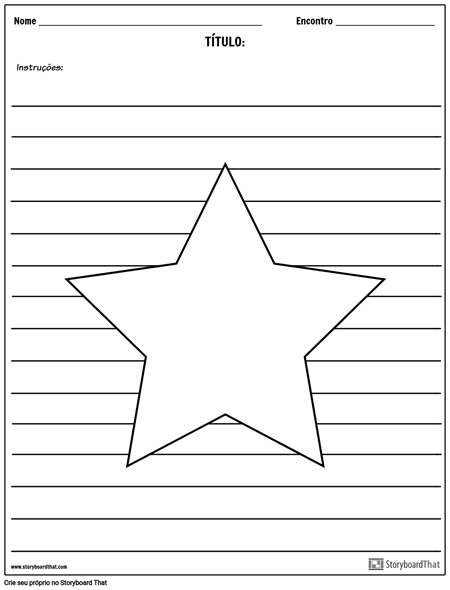 Ilustração Estrela