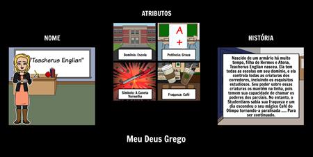 Mitologia Grega - Adaptação Moderna