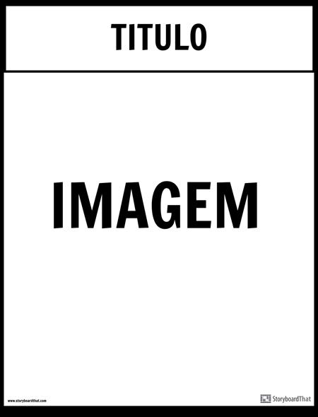 modelo de cartaz de escritório