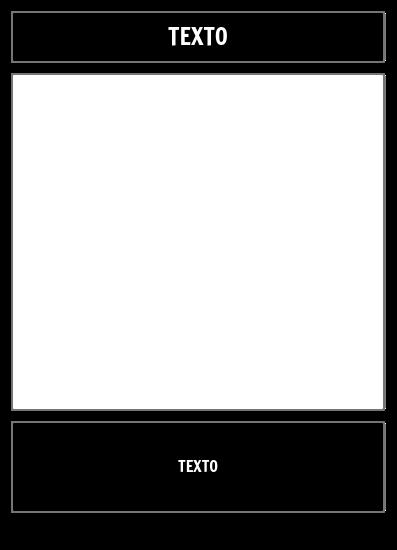 Modelo em Branco de Célula Única