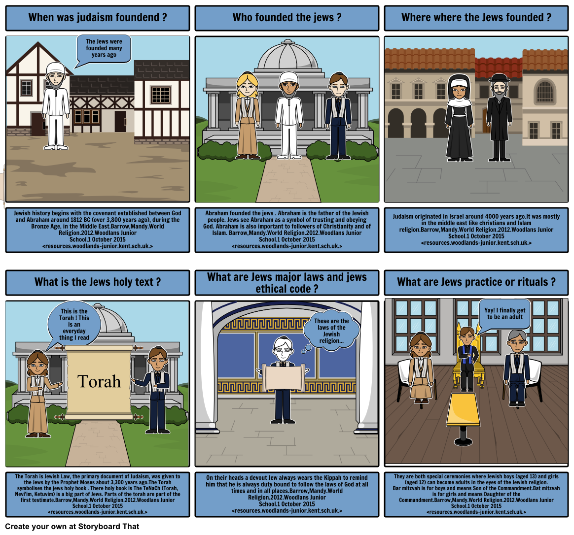 European Religion Project Storyboard By Puppy Love 177