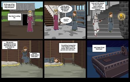 Esme's story of slavery