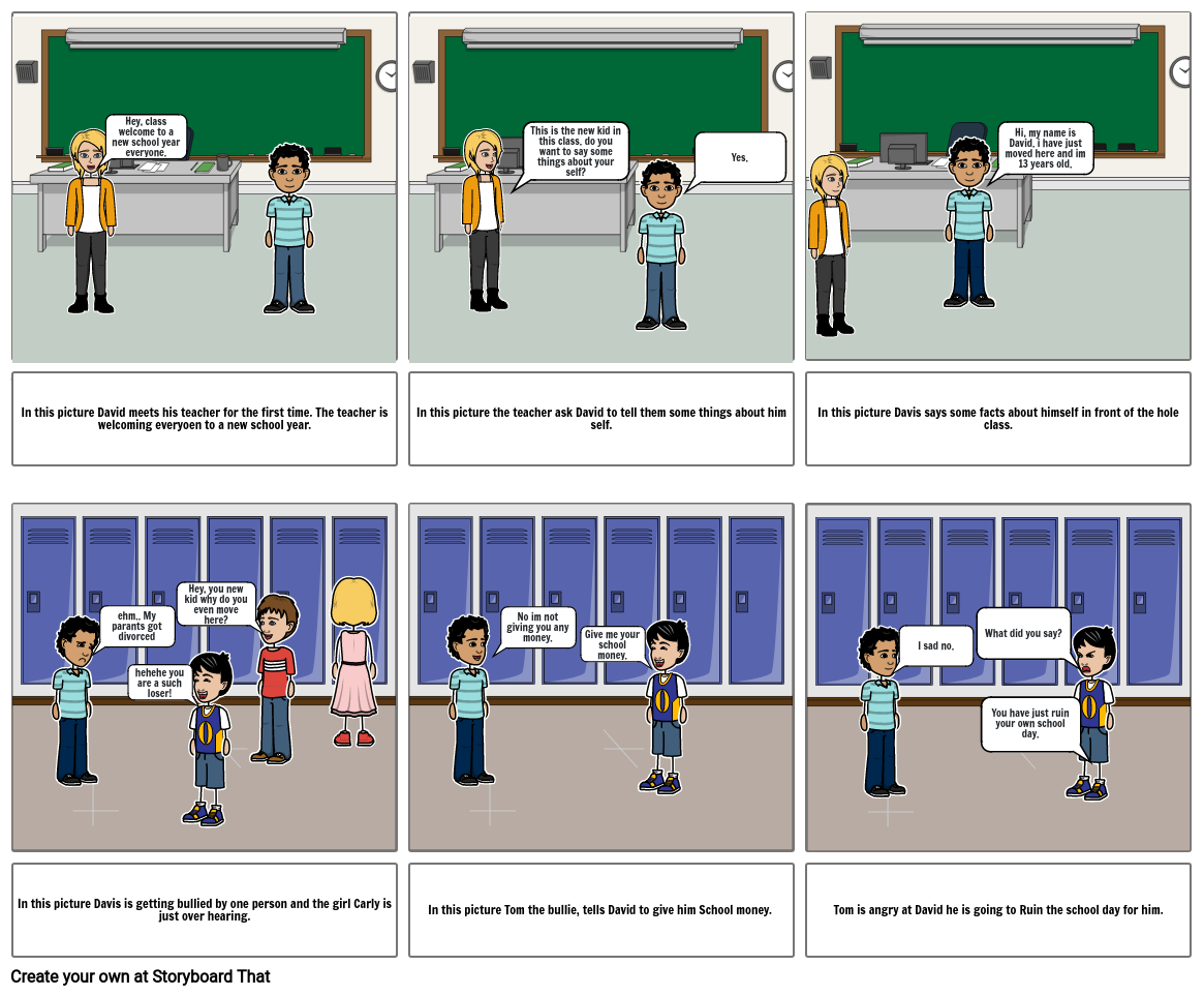 Comic strip 3