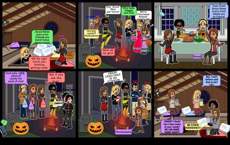 Halloween Par-tay