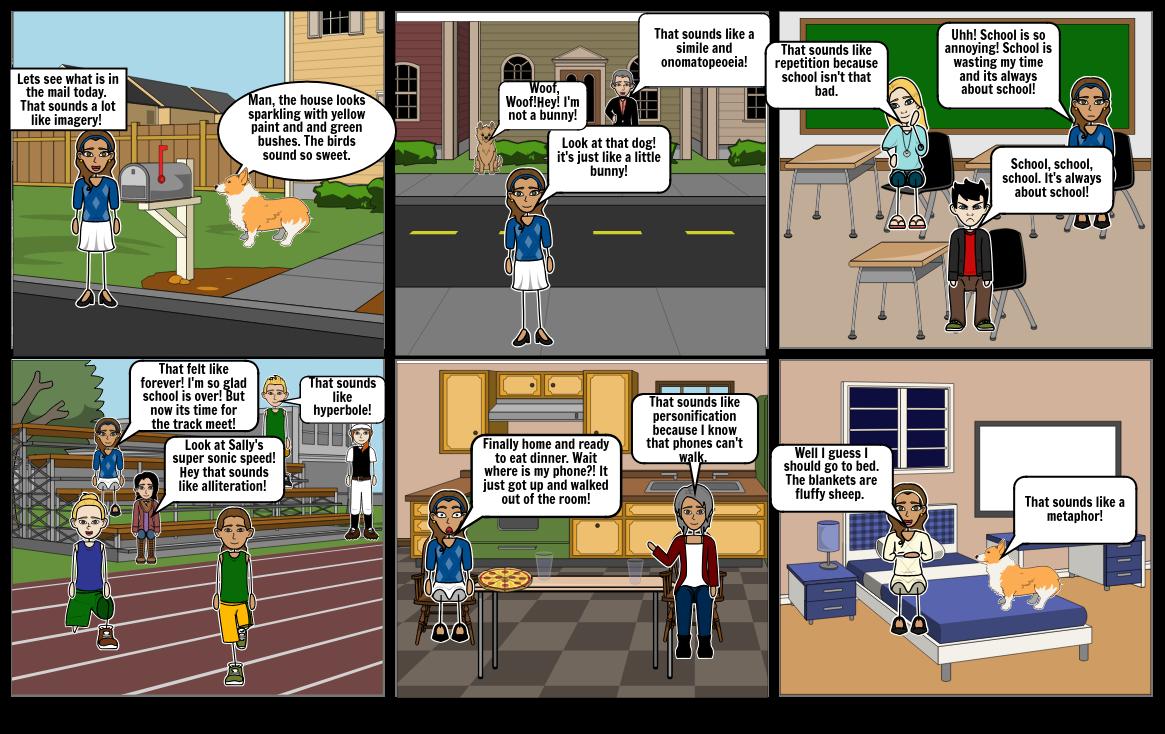Riley's comic strip 2019