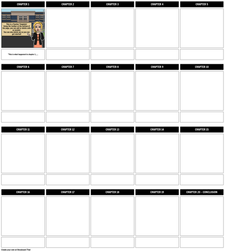 Chapter Recap Template