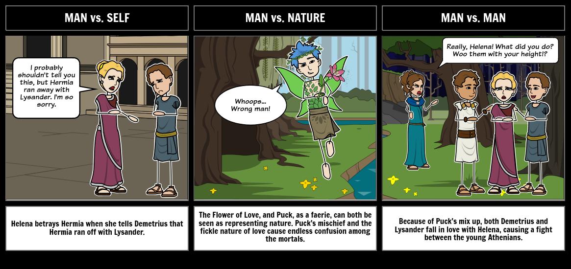 lysander character analysis