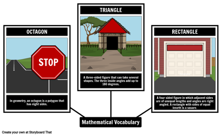 Visual Vocabulary - Math
