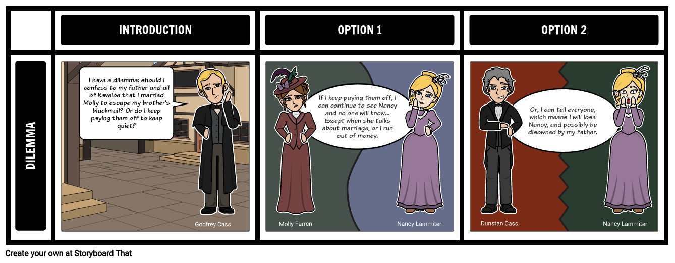 Literary Dilemma Definition | Ethical & Moral Dilemma Examples