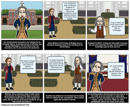 US History - Founding Fathers