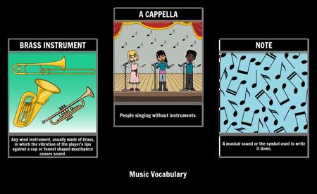 Visual Vocabulary - Spanish