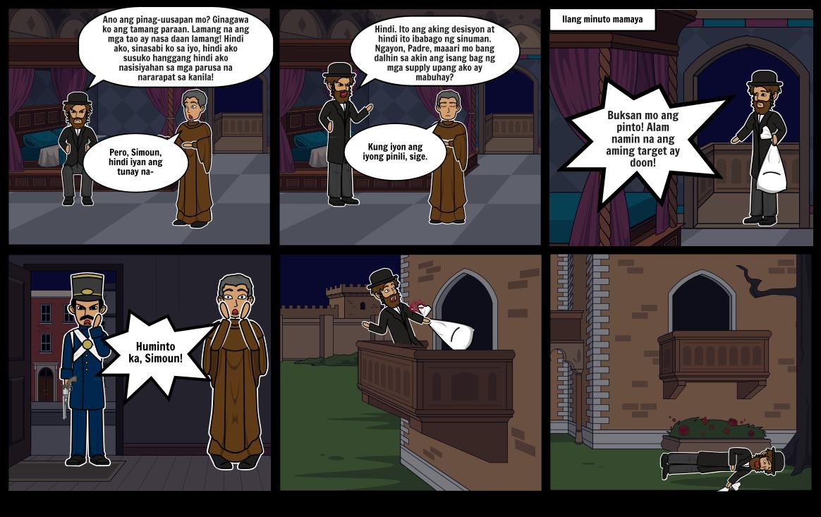 El Filibusterismo Chapter 39 Part 2